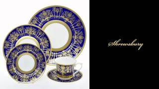 Royal Buckingham Luxury Tableware from England