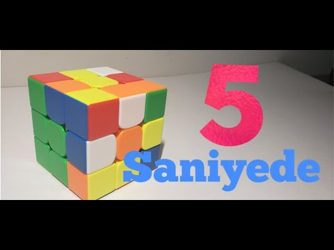 Zeka Küpü Nasıl Çözülür | Rubik Küp Çözümü | Detaylı Anlatım