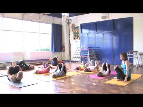 Yoga For Kids - Relaxation Video