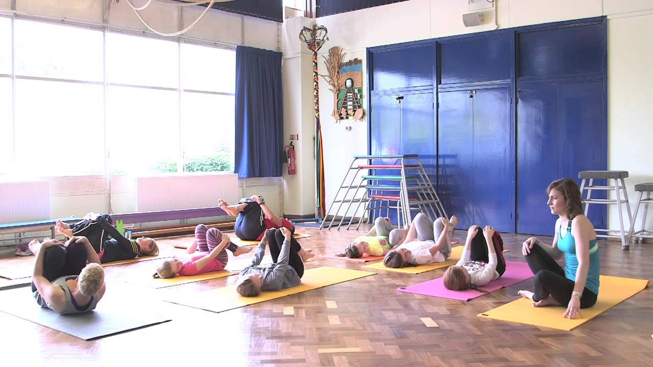 Yoga for kids relaxation video youtube