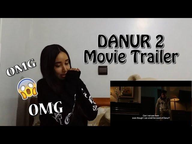 DANUR 2- MADDAH - Horror Movie Trailer _ REACTION
