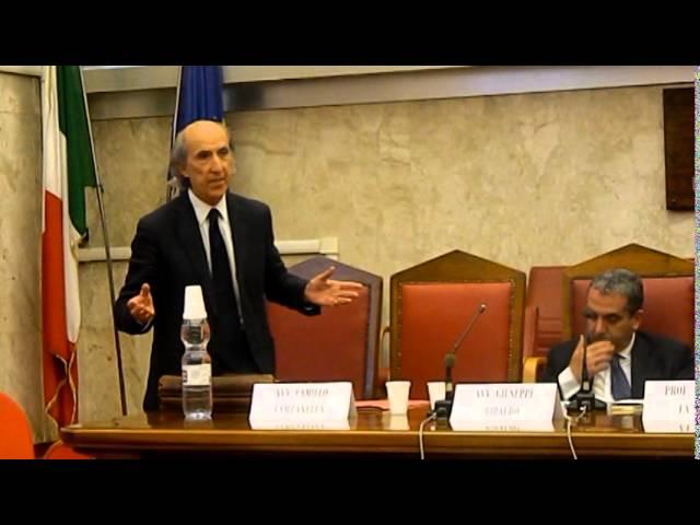 MEG Onlus Avv Camillo Campanella - Il lavoro come realizzazione dell'individuo