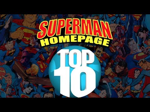 Top 10 Superman Voice Actors of All Time