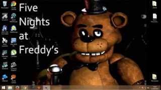 Como Baixar E Instalar Five Nights at Freddy's COMPLETO Para Pc
