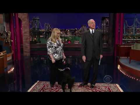 David Letterman 2009 03 10 Stupid Pet Tricks