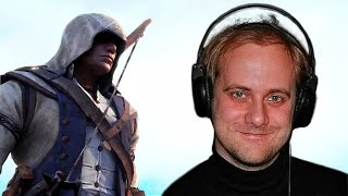 Голос Коннора Кенуэя - Михаил Тихонов (Assassin's Creed 3)