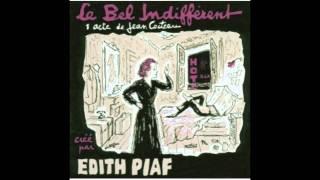 Le Bel Indifférent (1:4) - Edith Piaf