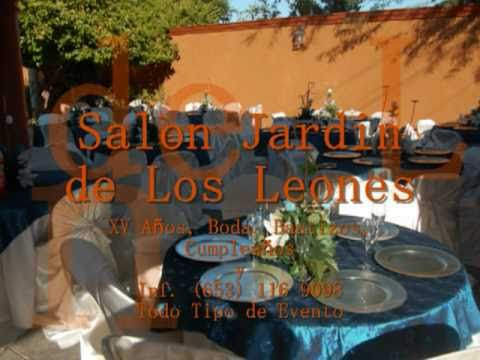 Salon jardin de los leones san luis r c son youtube for Jardin 50 rio gallegos