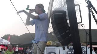 Scandalous by T. Mills live at Warped Tour 7/10/12