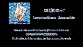 MEJIBRAY - Itsuwari no Kamen / Jisatsu no Uta [Sub Español]