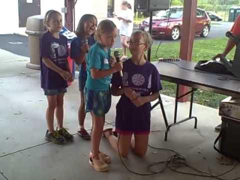 Karaoke, Bochenek Reunion, August 2013 Dayton Ohio