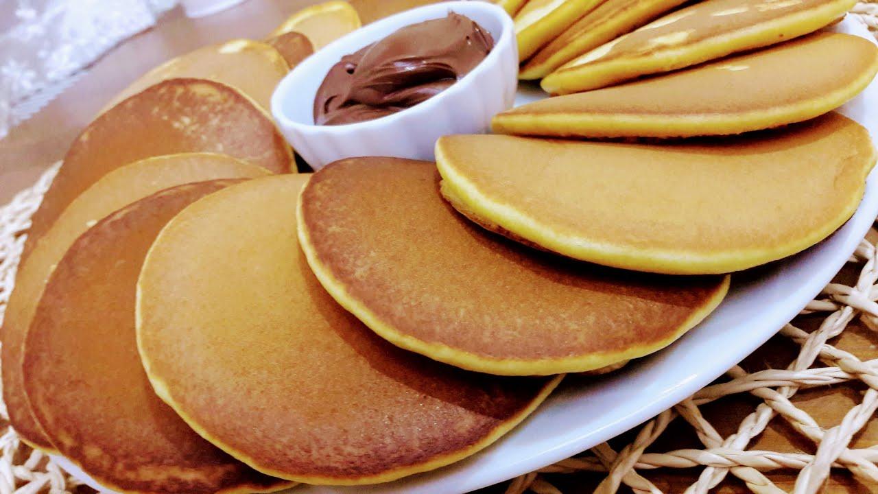 Pankek Tarifi NEFİSS/ Pankek Nasıl Pişirilir/ Sabah Kahvaltısı Önerileri /  Kahvaltılık Tarifler