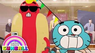 Hot Pursuit | Gumball | Cartoon Network