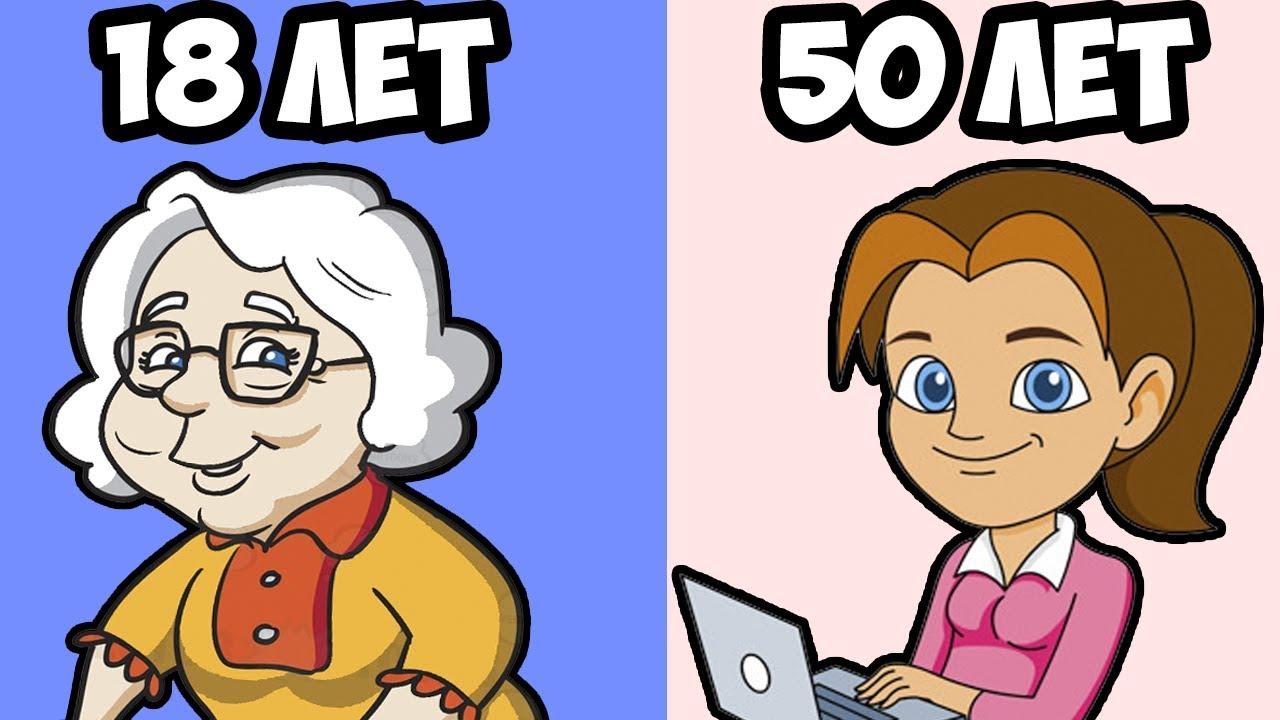 Узнай свой психологический возраст