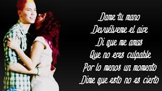 Gambar cover Solo Quedate En Silencio - RBD (letra)