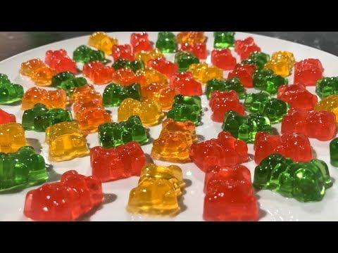 Домашние желейные конфеты как магазинные