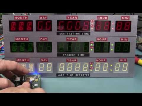 EEVblog #689 - Back To The Future Time Circuits Troubleshooting