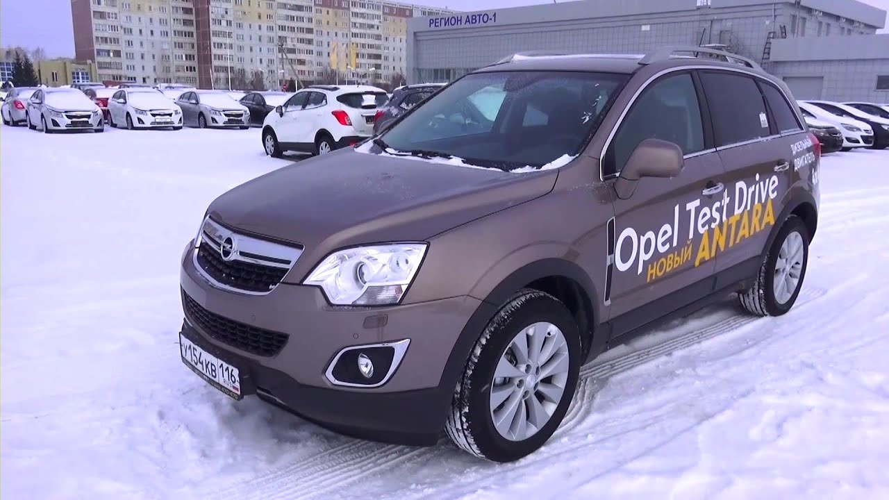 2014 opel antara cosmo 2 2 cdti 4x4 start up engine. Black Bedroom Furniture Sets. Home Design Ideas