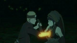 Наруто спасает Хинату! Наруто против Тонери полный бой! Naruto saves Hinata! Naruto vs Toneri
