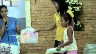 MAY 21 2011 School Supplies Giving by Dorcas Dept.