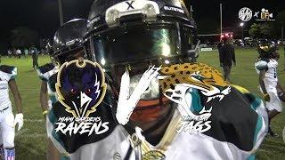 Battle YNC 12U Tampa Jaguars vs Miami Gardens Ravens Highlights 2018