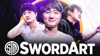 SWORDART JOINS TSM! | The Official TSM LoL Announcement (League of Legends)