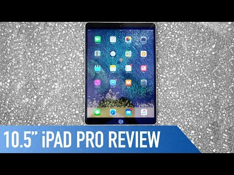 Thumbnail: 10.5-inch iPad Pro is a beast | Review
