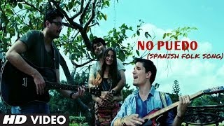 No Puedo (Spanish Folk Song) Full Video | Jaatishwar Bengali Movie 2014 | Dibyendu Mukherjee