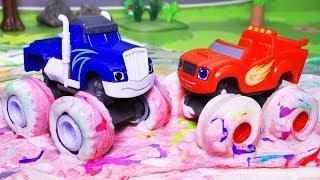 Развивающие мультики. Любимые игрушки в одном видео для детей! Мультфильмы 2018