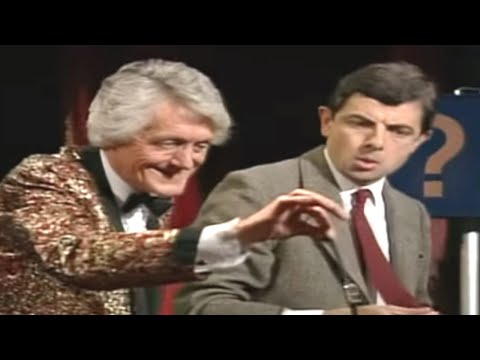 Mr Bean - and the magician