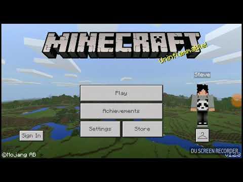 Cara Membuat Teman Di Minecraft Pe