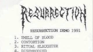 Watch Resurrection Ritual Slaughter video
