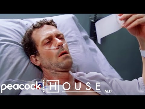 The Story Behind Houses Leg | House M.D.