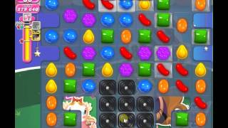 Candy Crush Saga LEVEL 410 past version (with bubblegum troll)