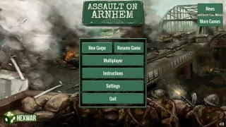 Assault on Anrhem: Wargame de Hexwar