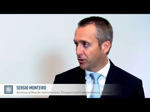 Parpública on the importance of privatisation for Portugal's economy | World Finance Videos
