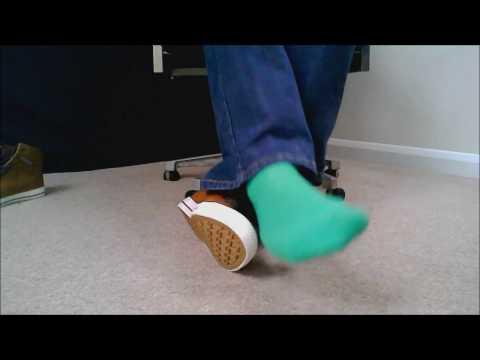 Men's socks - green