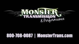 700R4 Monster In A box Rebuild Kit from Monster Transmission review by Brenton