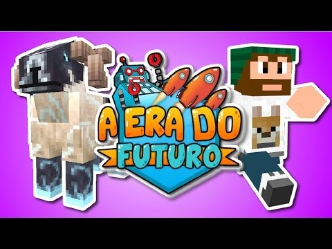 O Sequestro do Carneiro! - Minecraft - A Era do Futuro, Ep. 15. Vídeos De Viagens