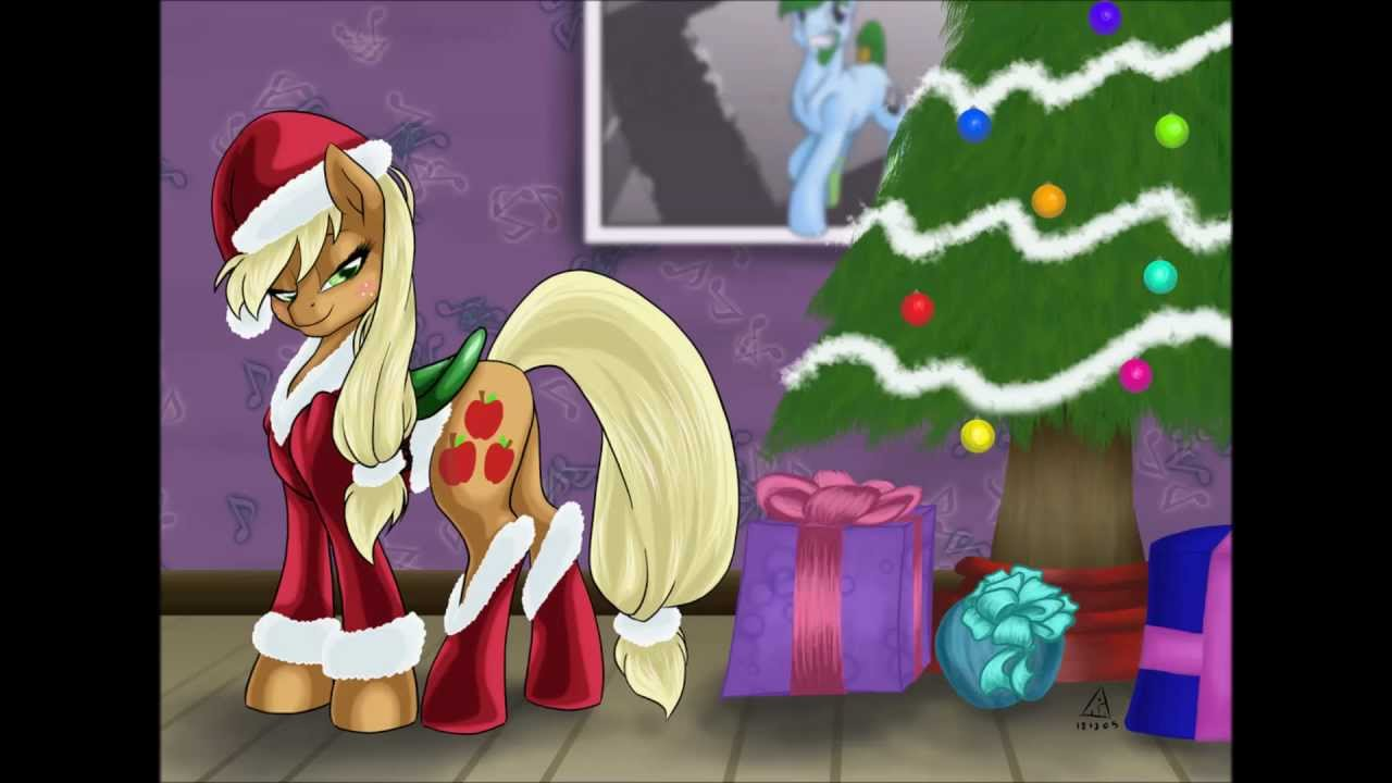 My Little Pony Christmas.My Little Pony Friendship Is Magic We Wish You L Merry Christmas Slideshow