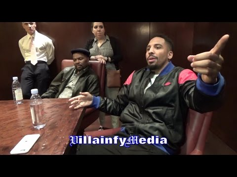 WARD REVEALS KATHY DUVA WAS IN DENIAL OF B SIDE TERMS; DISCLOSES DETAILS OF REMATCH NEGOTIATIONS