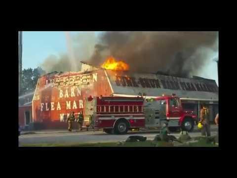 Junk Shun Barn Fire Pt 2