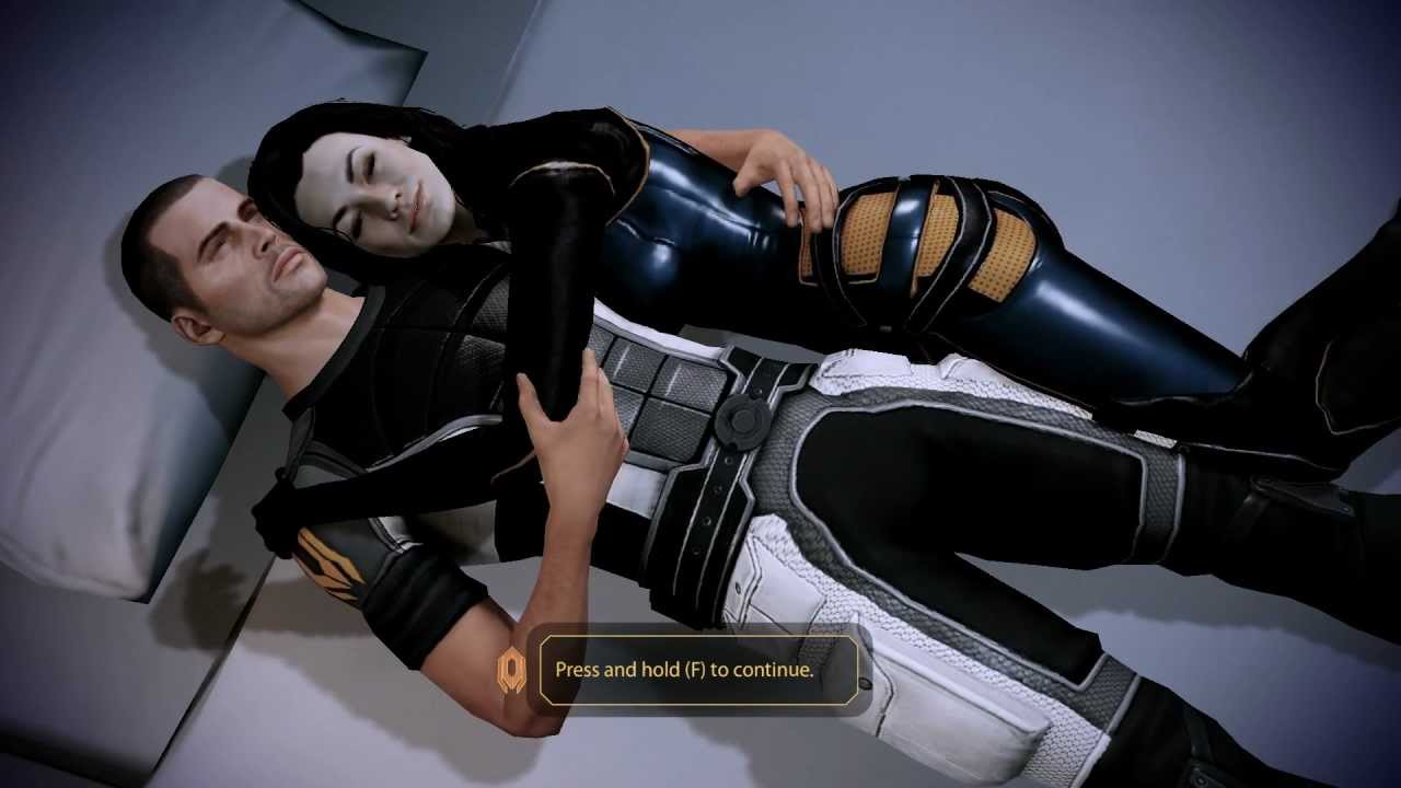 Miranda mass effect 2 sex