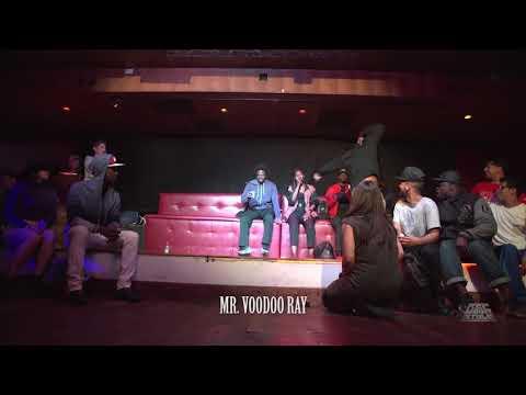 Voodoo Ray Dance Showcase