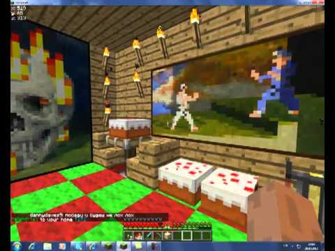 server minecraft rus 1 1 youtube