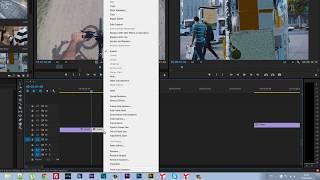 Монтаж видео.  Инструменты редактирования в Adobe Premiere Pro СС 2015.