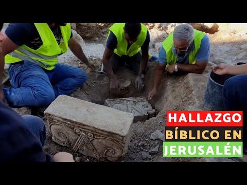 Último Descubrimiento Bíblico En JERUSALÉN: Hallazgos Increíbles De La época De Los Reyes De Judá