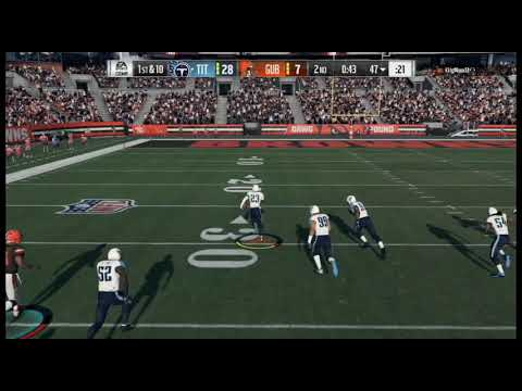 Madden 18- Forcing Opponent To Rage Quit With Pick Six- Mut18