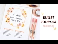 Plan With Me: Bullet Journal