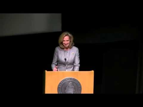 Opening Remarks by Babson President Dr. Kerry Healey